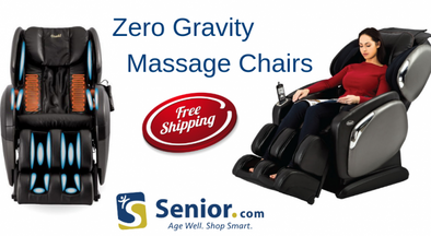 Health Benefits of Massage Chairs with Airbags & Air Massages