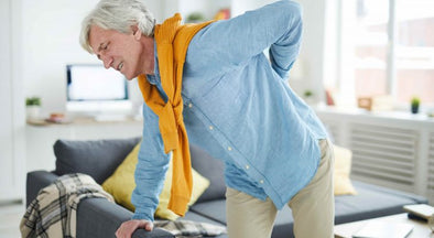 4 Tips to Help Seniors Stay Free from Back Pain