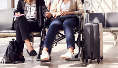 Air Travel Tips for Seniors With Health Mobility Issues