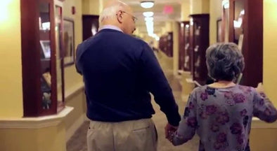 His Love was Stronger than Alzheimer's