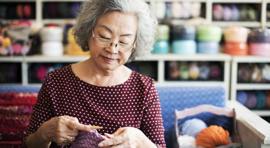 Busy Fingers, Busy Brain: Why Crafting Is Crucial For Seniors