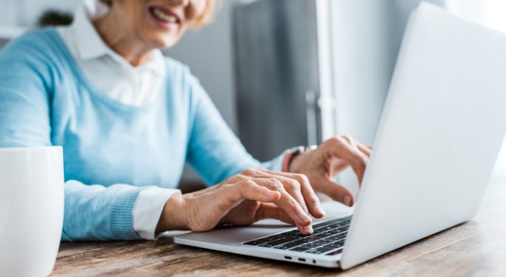Become one of the Tech-Savvy Older Adults in 5 Steps