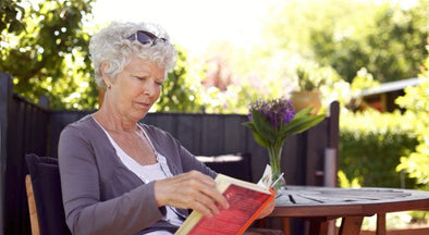 11 Books Which Expand the Outlook of Seniors