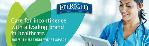 FitRight Super Adult Incontinence Underwear - Maximum Absorbency Case of 80