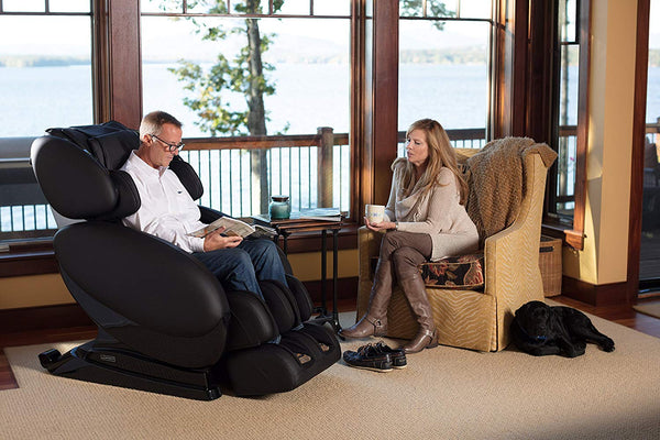 Infinity IT-8500 Full Body Zero Gravity 3D Massage Chair - Featuring Air Compression, Decompression Stretch, Lumbar Heat, and Shiatsu Technique