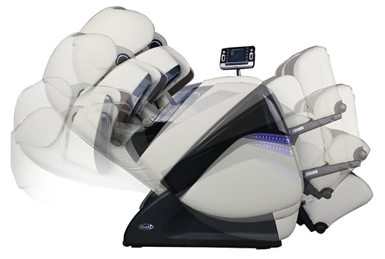 Osaki Pro Cyber 3D Massage Chairs with Zero Gravity Recline & Smart Body Scan