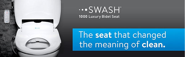 Brondell Swash 1000 Advanced Luxury Bidet Toilet Seats