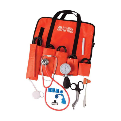 MABIS All-in-One EMT and Paramedic First Aid Kit w/5 Cuffs - Senior.com EMT Kits