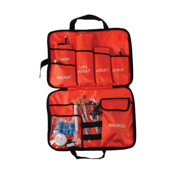 MABIS All-in-One EMT and Paramedic First Aid Kit w/5 Cuffs