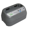 DeVilbiss iGo® Portable Oxygen Concentrator with Rolling Cart - Senior.com Portable Oxygen Concentrators