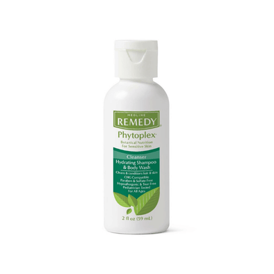 Medline Remedy Phytoplex Hydrating Cleansing Gel - Senior.com Body Wash