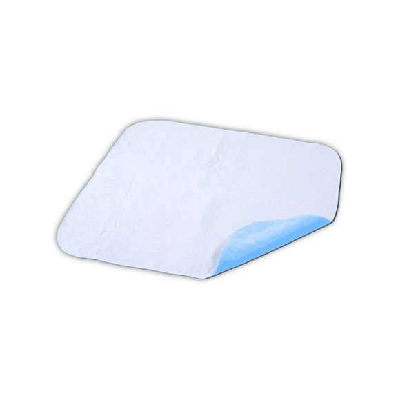Essential Medical Supply Quik-Sorb Quilted Birdseye Reusable Underpads - Senior.com Incontinence