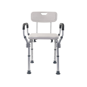 Essential Medical Supply Shower Benches with Padded Arms B3011
