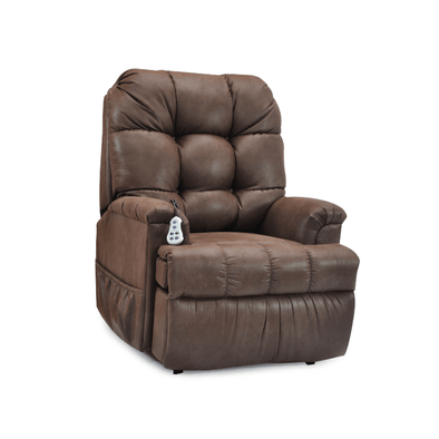 MedLift Sleeper Reclining Assistive Lift Chairs - The Most Comfortable Line 5555 Series