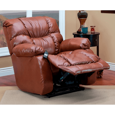 MedLift Wall-a-Way Reclining Assistive Lift Chairs - Overstuffed Cushioning & Pillow-Top Armrests - Senior.com Recliners