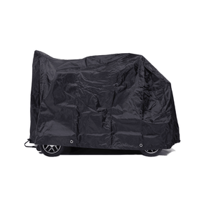 Golden Tech Water Resistant Scooter Cover - Black