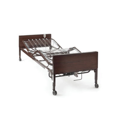 Medline MedLite Full-Electric Homecare Bed - Senior.com beds