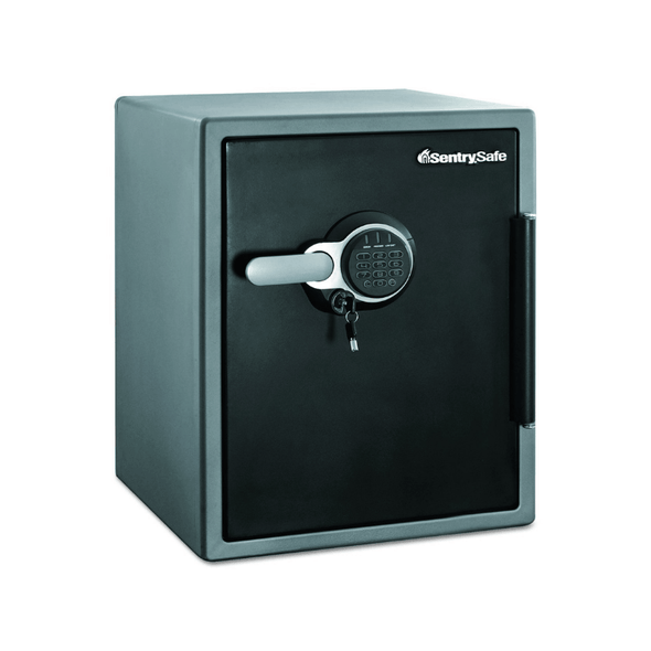 SentrySafe Large Fire/Water Resistant Document Safe with Electronic Lock - 2.05 CF - Senior.com Fires Safes