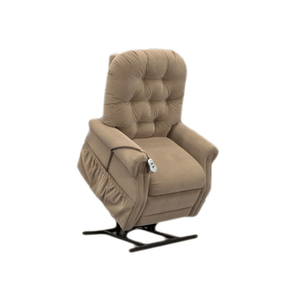 MedLift Three-way Reclining Assisting Lift Chairs - Aaron Collection - Senior.com Recliners