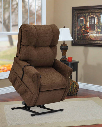 MedLift Three-Way Reclining Lift Chair - Dawson Collection - 5 Options