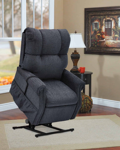 MedLift Two-Way Reclining Assisted Lift Chairs - Dawson - Senior.com Recliners