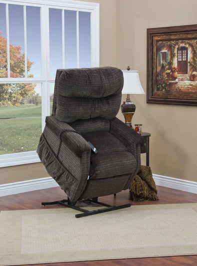 MedLift Three-Way Reclining Assistive Lift Chairs - Cabo Collection - Senior.com Recliners