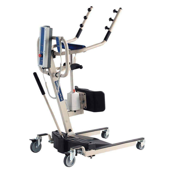 Invacare Reliant 350 Stand-Up Patient Lift with Power Base - Senior.com Patient Lifts