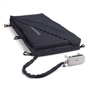 Drive Medical Med-Aire Melody Alternating Pressure and Low Air Loss Mattress Replacement System - Senior.com Mattresses