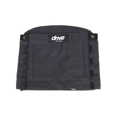 Drive Medical Adjustable Tension Back Cushion for 16-21 Wheelchairs - Senior.com Cushions