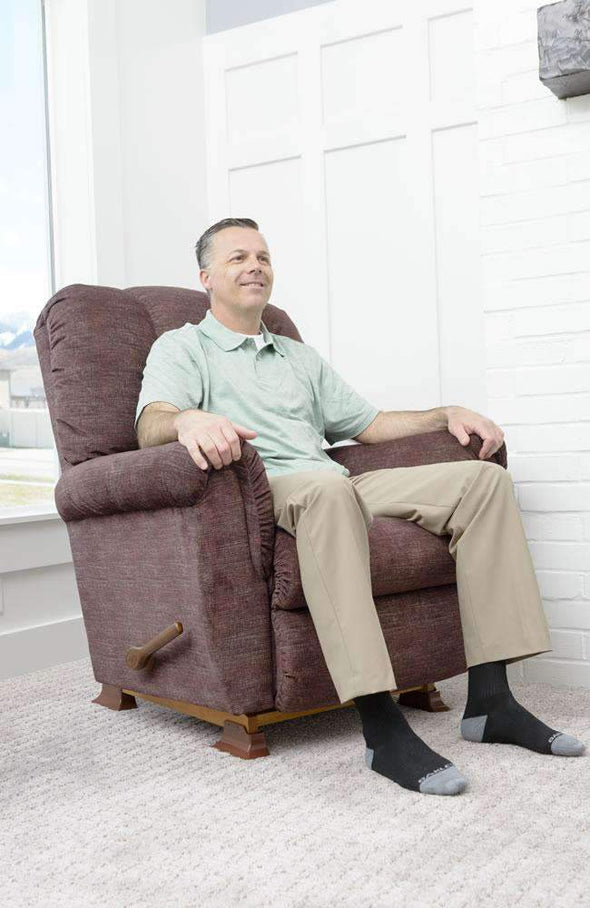 Stander Recliner Risers - Adapatable Slip Resistant Easy Chair Lift -...