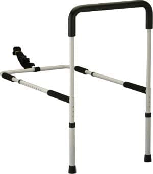 Nova Medical Home Bed Safety Rail with Legs - Senior.com Bed Rails
