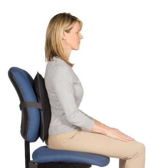 OPTP Back Vitalizer - Lumbar Support Up To 400 lbs - Senior.com Lumbar Supports