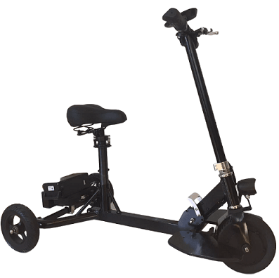 Glion SNAPnGo Electric Portable Mobility Scooter with Swivel Seat - Airline Approved - Senior.com Scooters