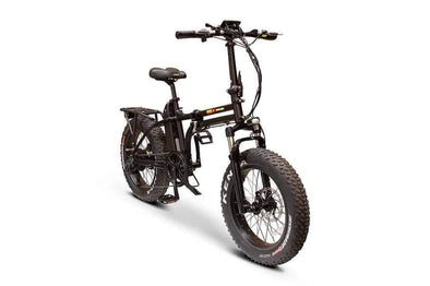 Ewheels Bam Folding Electric Bike - Fat Tires & 45 Mile Range