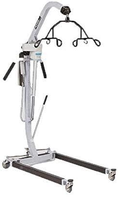 Hoyer Deluxe Power Lifter Bariatric Patient Lift with 6-Point Cradle - Senior.com Patient Lifts