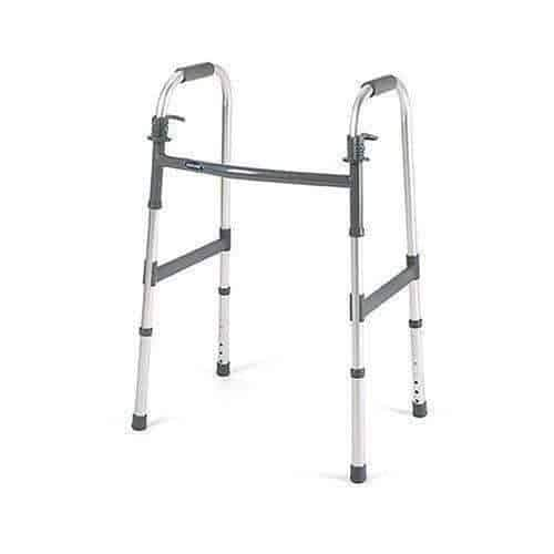 Invacare Dual Release Adult Paddle Walker - Senior.com walkers