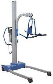 Hoyer Stature Professional Bariatric Patient Lift with Scale, 4-Point Cradle & Electric Base - Senior.com Patient Lifts