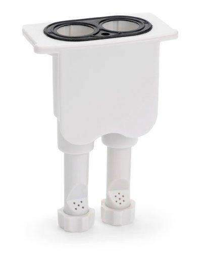 Bio Bidet Duo Dual Nozzle Hot and Cold Fresh Water Sprayer BB-270