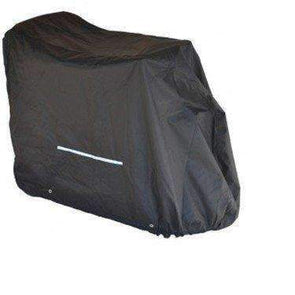 E-Wheels Water Resistant Polyester Material Scooter Cover in Black