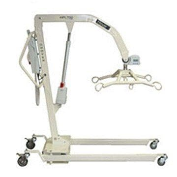 Joerns Healthcare Hoyer Heavy-Duty Bariatric Patient Lift with Power Base - Senior.com Patient Lifts
