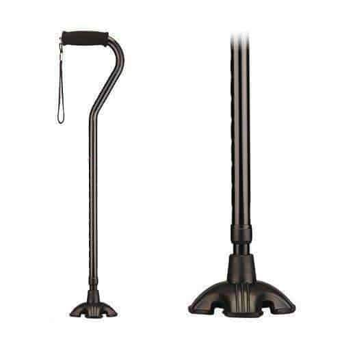 Nova Medical Stand-Alone Sugarcanes with Offset Handles - Senior.com Canes