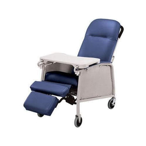 Lumex Three-Position Clinical Care Recliners with Ergonomic Seat and Back - Senior.com Recliners