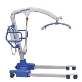 Hoyer Calibre Professional Bariatric Patient Lift - 850 Lb. Capacity & Smart Monitor Technology - Senior.com Patient Lifts