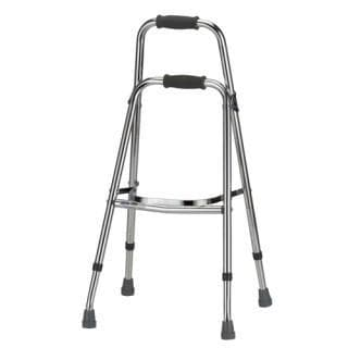 Nova Medical Folding Side Hemi Walker - Senior.com Walkers