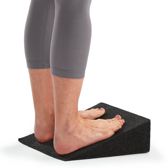 OPTP Slants - Foam Incline Slant Boards for Calf, Ankle and Foot Stretching - Senior.com Stretching Equipment