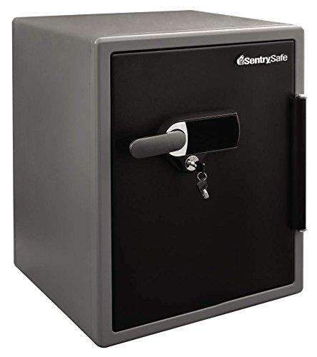 SentrySafe Fire and Water Safe with XX Large Touchscreen & Dual Key Lock and Alarm - 2.05 Cubic Feet - Senior.com Security Safes