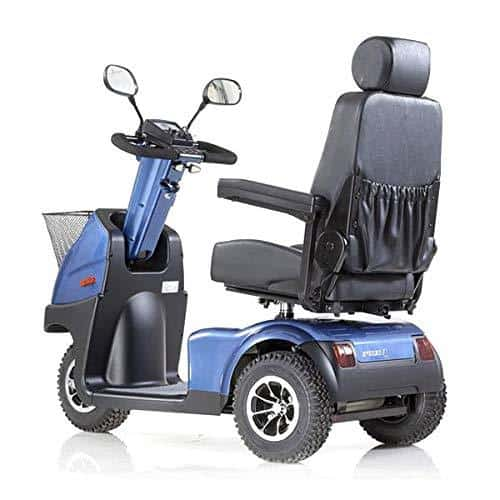 Afikim Afiscooter C 3-Wheel Mobility Scooters - 360 Swivel Seat