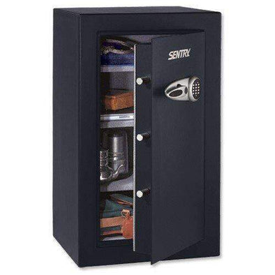 Sentry Safes Executive Security Safe with Electronic Keypad and Override Keys