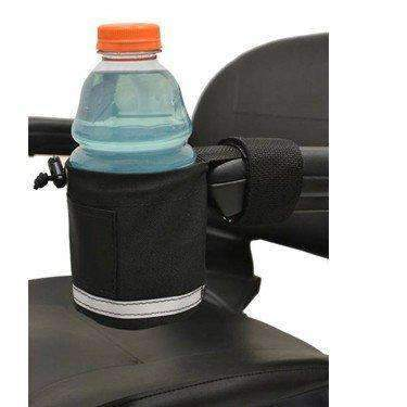 E-Wheels Mobility Scooters Polyester Cup Holder - Senior.com scooter Parts & Accessories