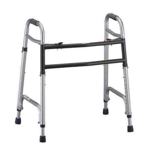 Nova Medical Heavy Duty Bariatric Folding Walker - Senior.com walkers